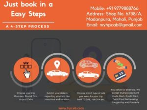 Chandigarh to Amritsar taxi fare